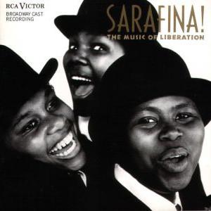 Sarafina! – Broadway Cast Recording 1988
