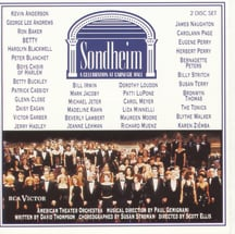 Sondheim: A Celebration at Carnegie Hall – June 10, 1992