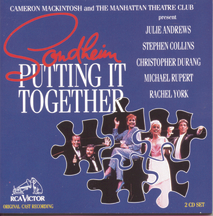 Putting It Together – Manhattan Theatre Club 1993