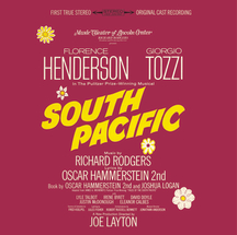 South Pacific – Music Theatre of Lincoln Center Revival 1967