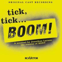 tick, tick…BOOM! – Original Off-Broadway Cast Recording