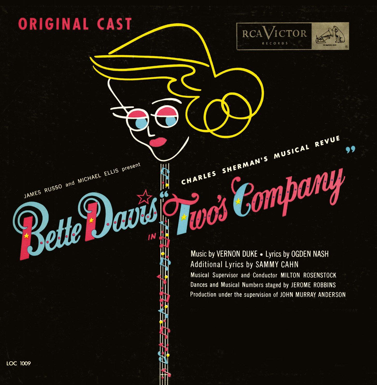 Two's Company (Original Broadway Cast)