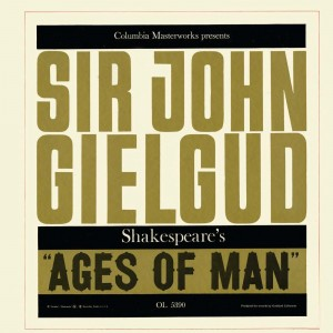 Ages of Man (Original Broadway Cast Recording)