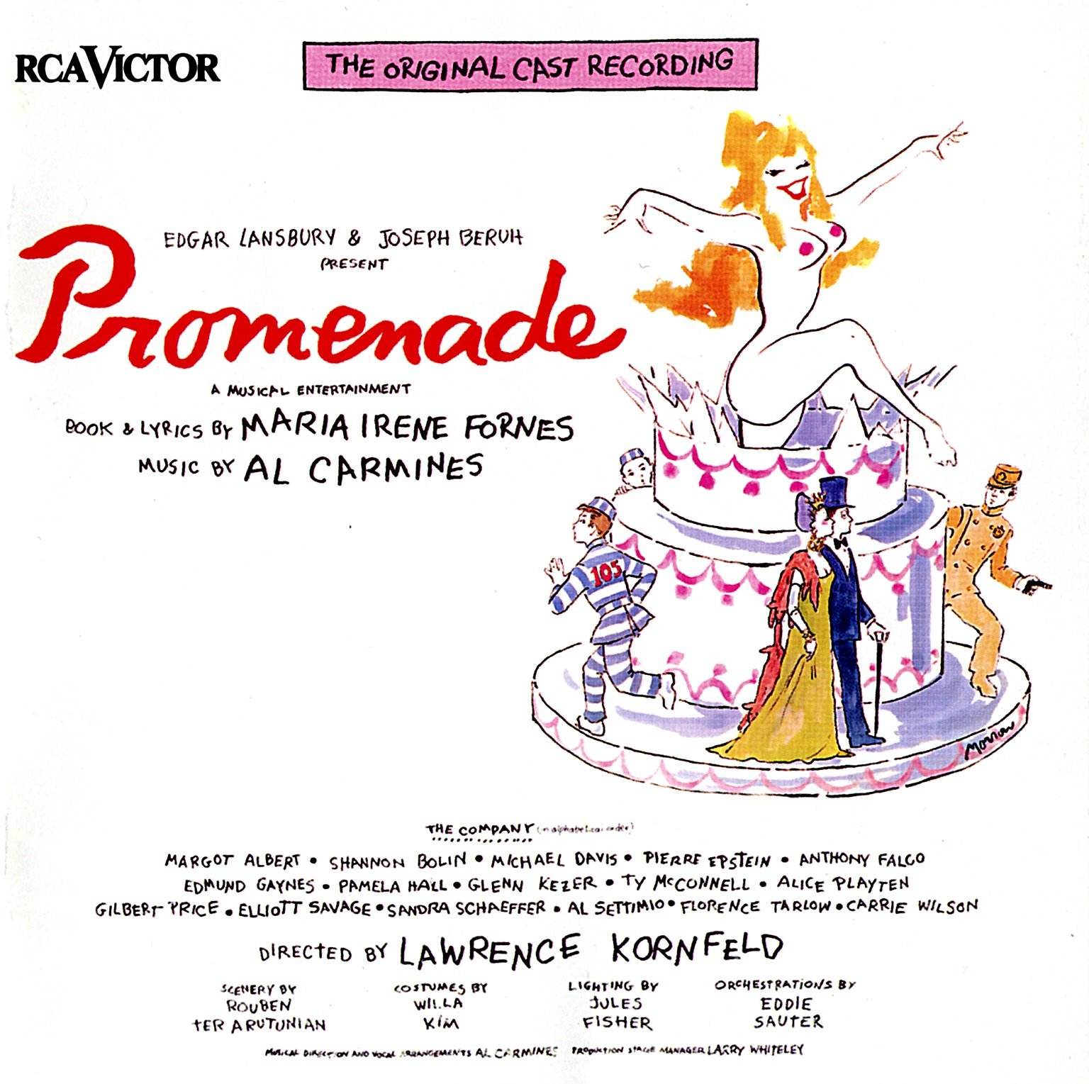 Promenade – Original Cast Recording (1969)