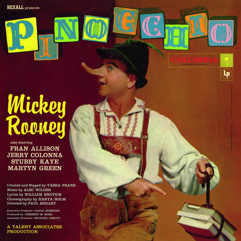 Pinocchio – Television Cast Recording (1957)