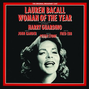Woman of the Year- Original Cast Recording (1981)