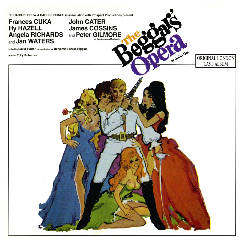 The Beggar's Opera (Original London Cast Recording)