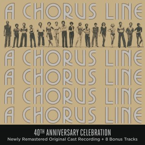 A Chorus Line – 40th Anniversary Celebration