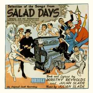 Salad Days – Original London Cast Recording