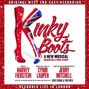 KINKY BOOTS – ORIGINAL WEST END CAST RECORDING (2016)