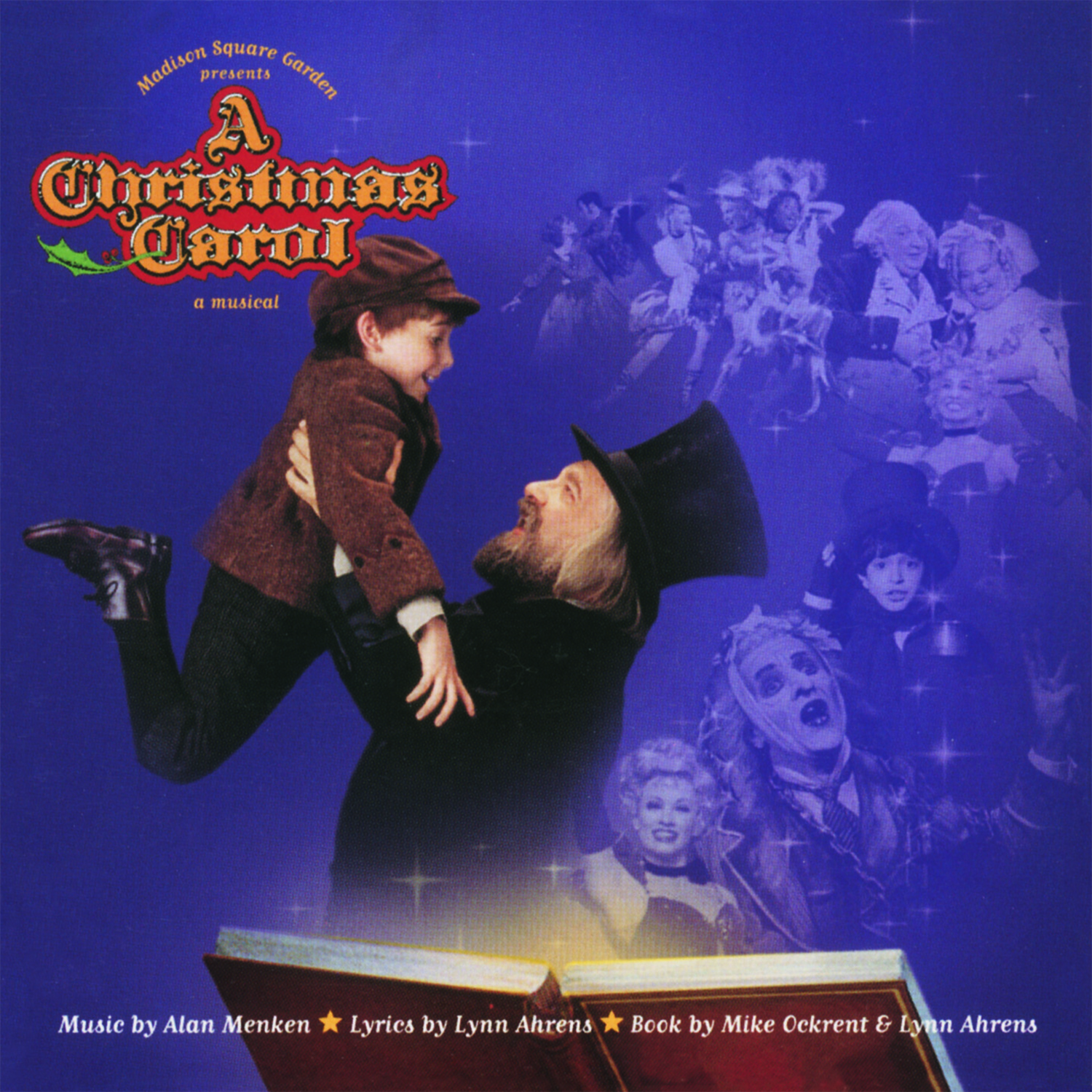 A CHRISTMAS CAROL – 1995 Original Cast Recording
