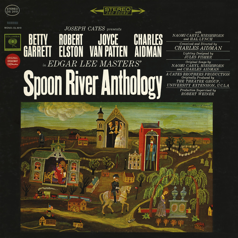 SPOON RIVER ANTHOLOGY – 1963 Original Broadway Cast Recording