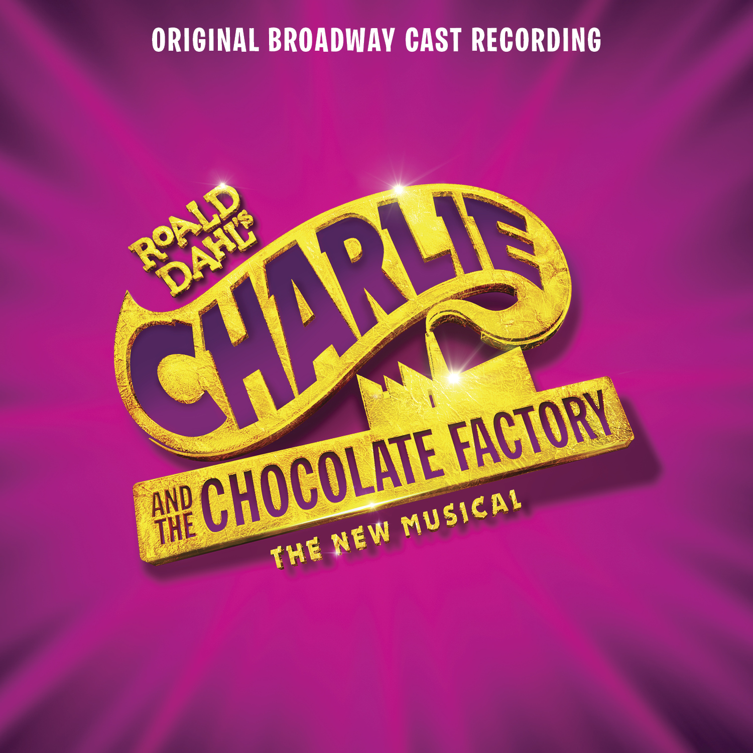 CHARLIE AND THE CHOCOLATE FACTORY (ORIGINAL BROADWAY CAST ...