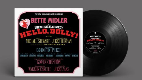 'HELLO, DOLLY!' VINYL FEATURING BETTE MIDLER LIMITED PRESSING AVAILABLE