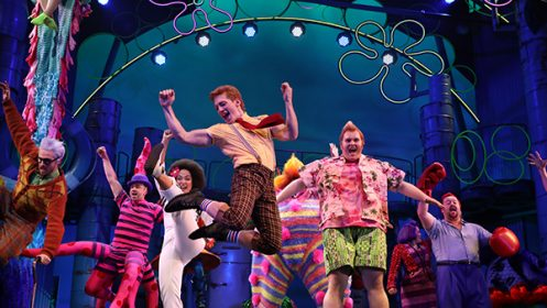 NICKELODEON TO AIR THE SPONGEBOB MUSICAL: LIVE ON STAGE DECEMBER 7