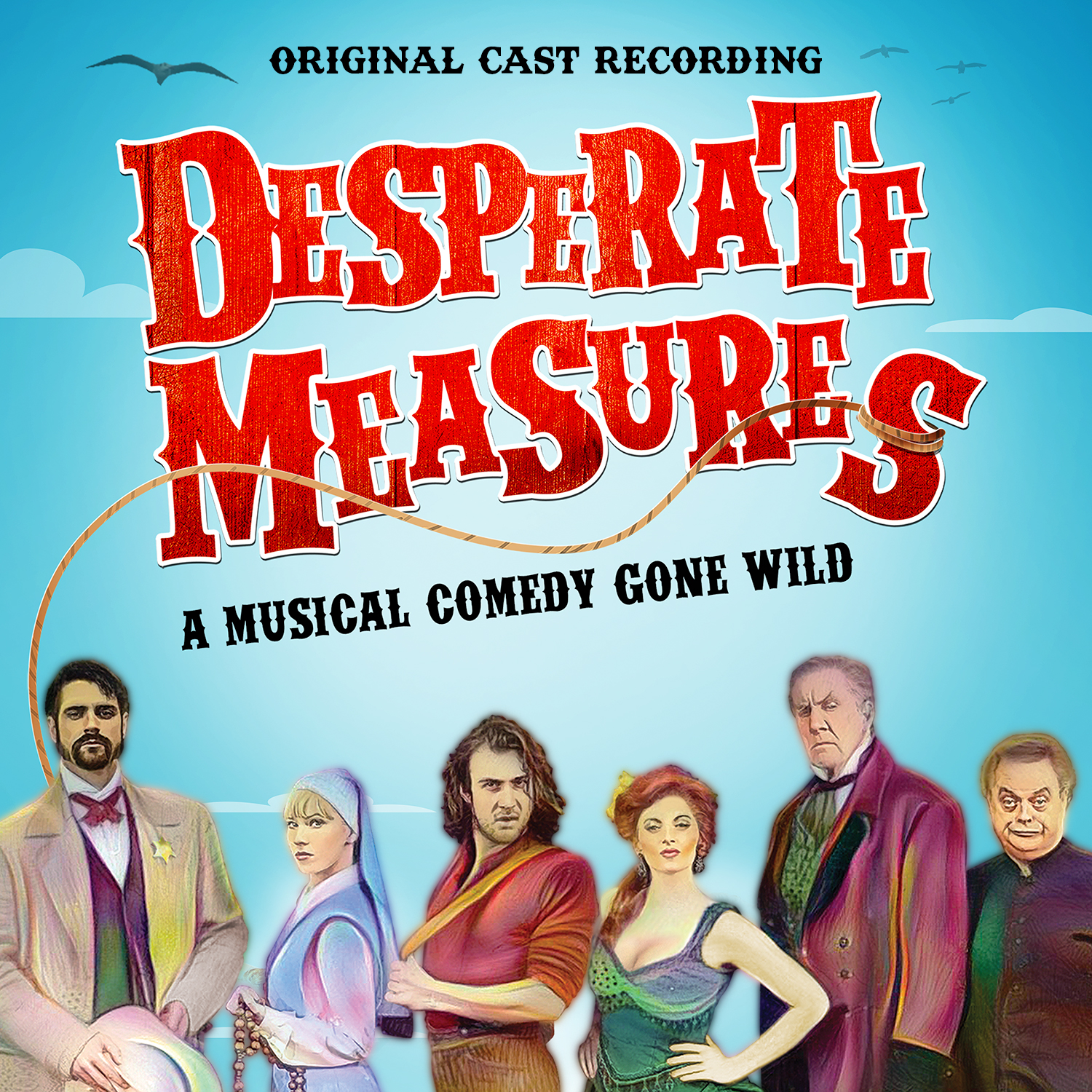 Desperate Measures (Original Cast Recording)