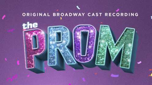 THE PROM ORIGINAL BROADWAY CAST RECORDING | OUT NOW!