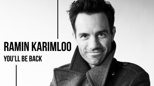 "Ramin Karimloo's New Solo Version of ""You'll Be Back"" from HAMILTON - Available for Streaming Now"