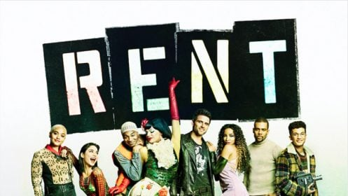 """Rent - Original Soundtrack of the FOX Live Television Event Available Digitally NOW 