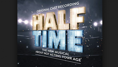 Half Time (Original Cast Recording) Available July 26!