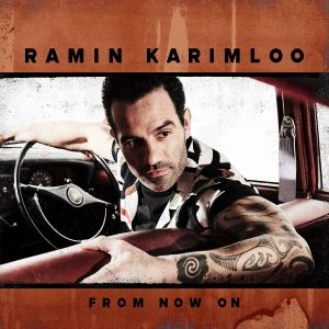 ALBUM COVER – Ramin Karimloo – From Now On