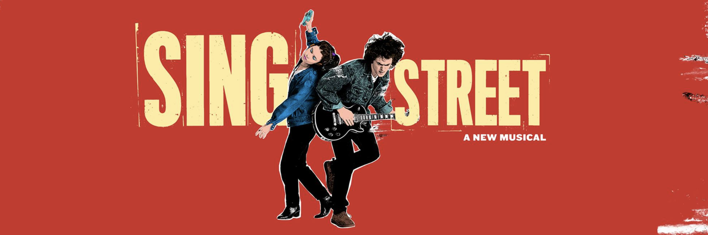 SING STREET: THE ORIGINAL BROADWAY CAST RECORDING IS OUT NOW!