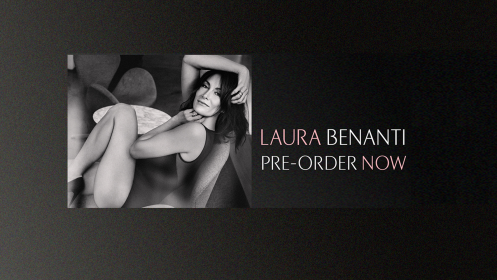 LAURA BENANTI ANNOUNCES ALBUM PRE-ORDER!