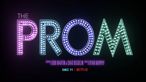 THE PROM (MUSIC FROM THE NETFLIX FILM) OUT NOW