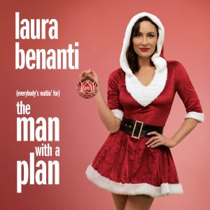 Laura Benanti_Man with a Plan_single cover