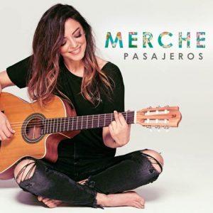 """Merche desvela la portada de su nuevo single """"Pasajeros"""""""