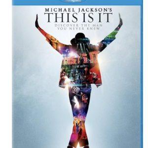 Michael Jackson - This Is It Blu-ray