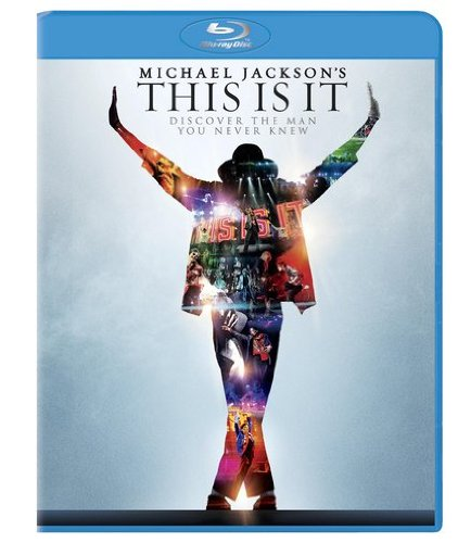 Michael Jackson - This Is It Blu-ray