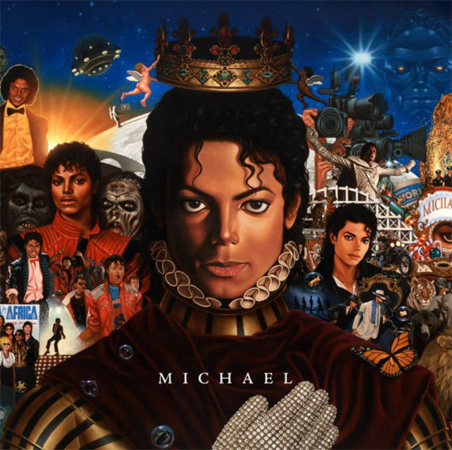 Michael Self Titled Album