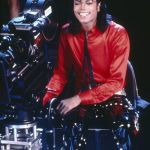 Michael Jackson 'Liberian Girl' Short Film
