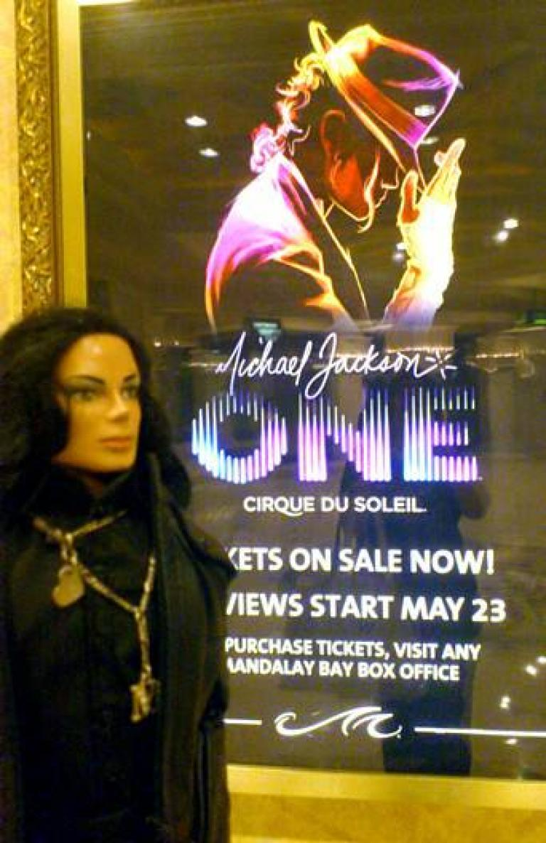 Kerry's little MJ at MJ ONE – June 2013