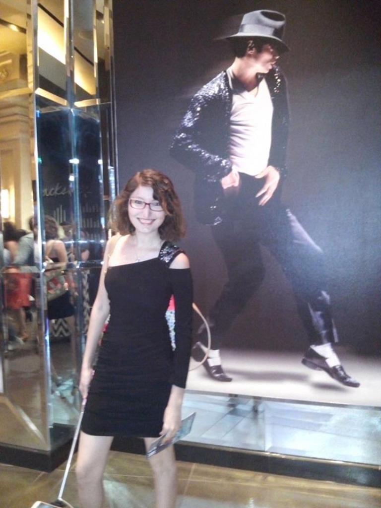 Love Michael <3 Love Mandalay Bay <3