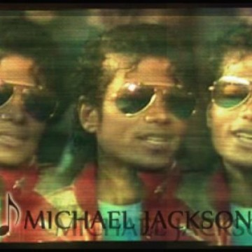 MJ Beat It Interview Signature I made