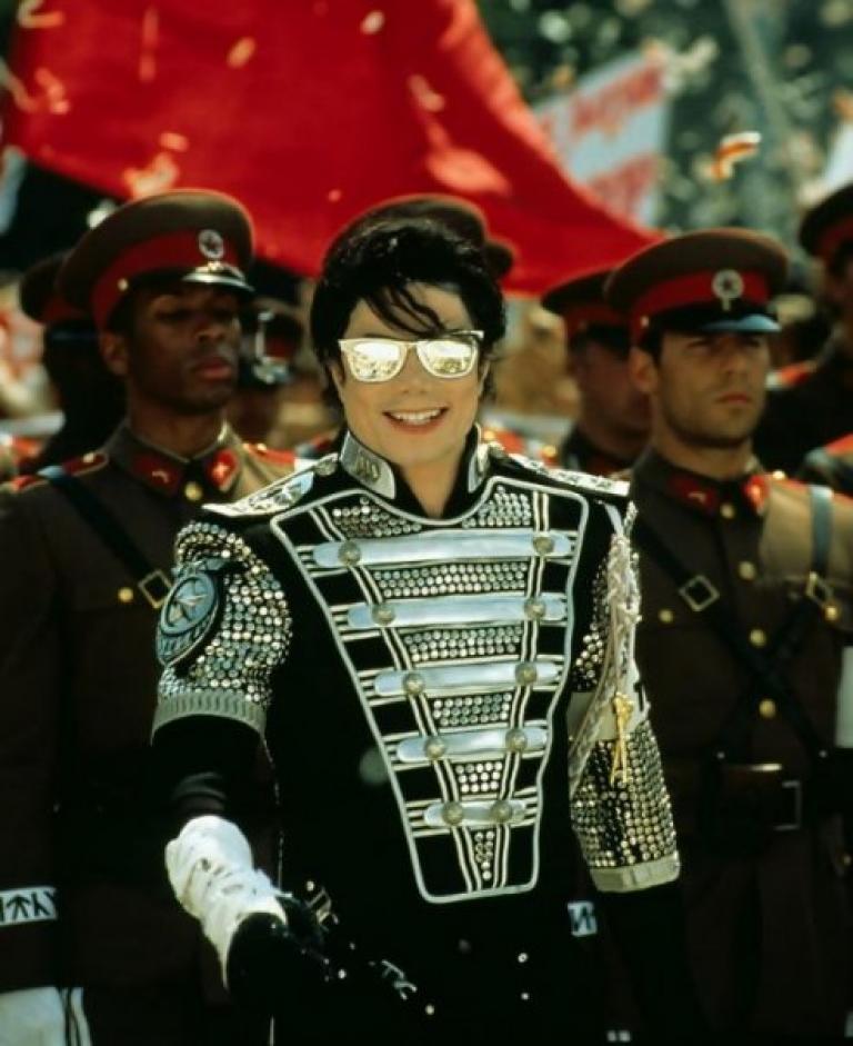 Le King | Michael Jackson Official Site