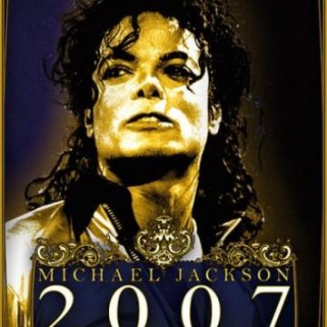 Michael Jackson 2007 Official Calendar (Cover)