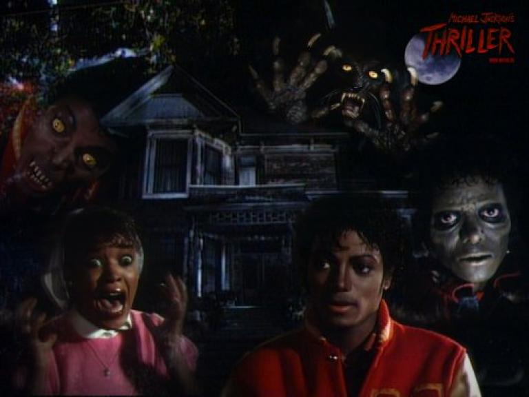 Thriller Wallpaper Michael Jackson Official Site