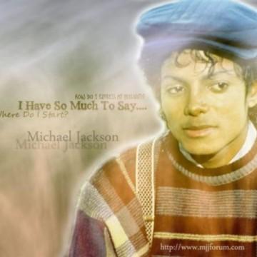 Another MJ Wallpaper I made for former MJJF