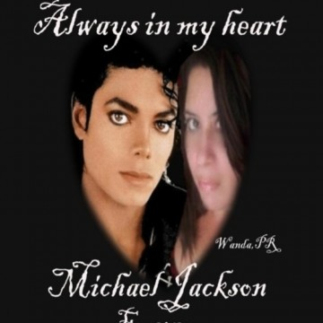 Michael forever in my heart…