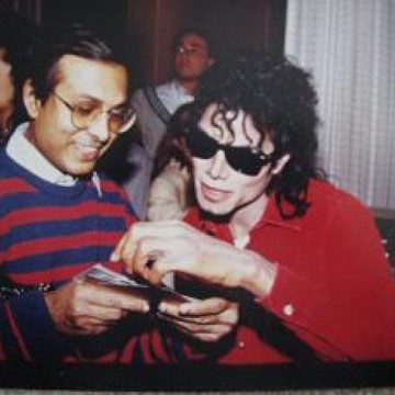Me and Michael- The most caring human being on Earth