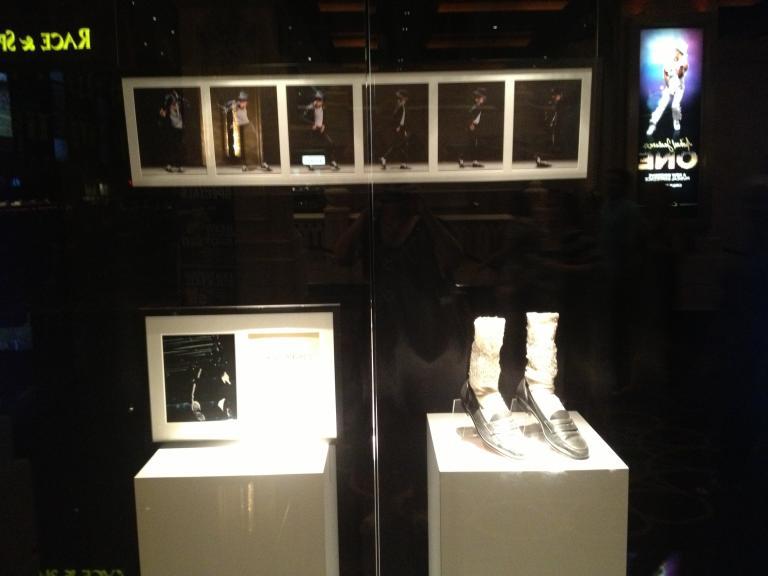 Moonwalking Shoes