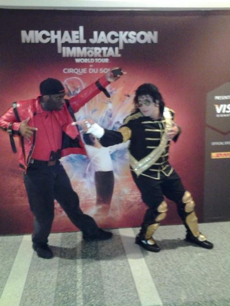 At Immortal World Tour Dallas 7/25/14