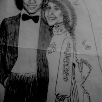 Michael and Elma's Wedding Day!