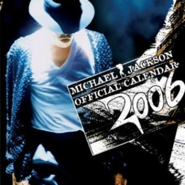 Michael Jackson 2006 Official Calendar (Cover)