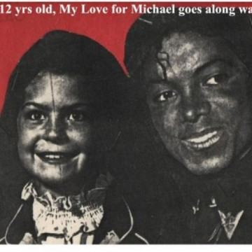 Michelle and Michael way back when…..