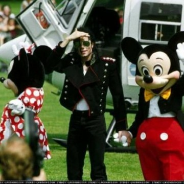 Disney and Mikey