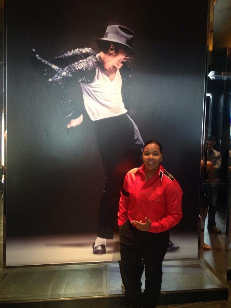 Tahkyia and MJ